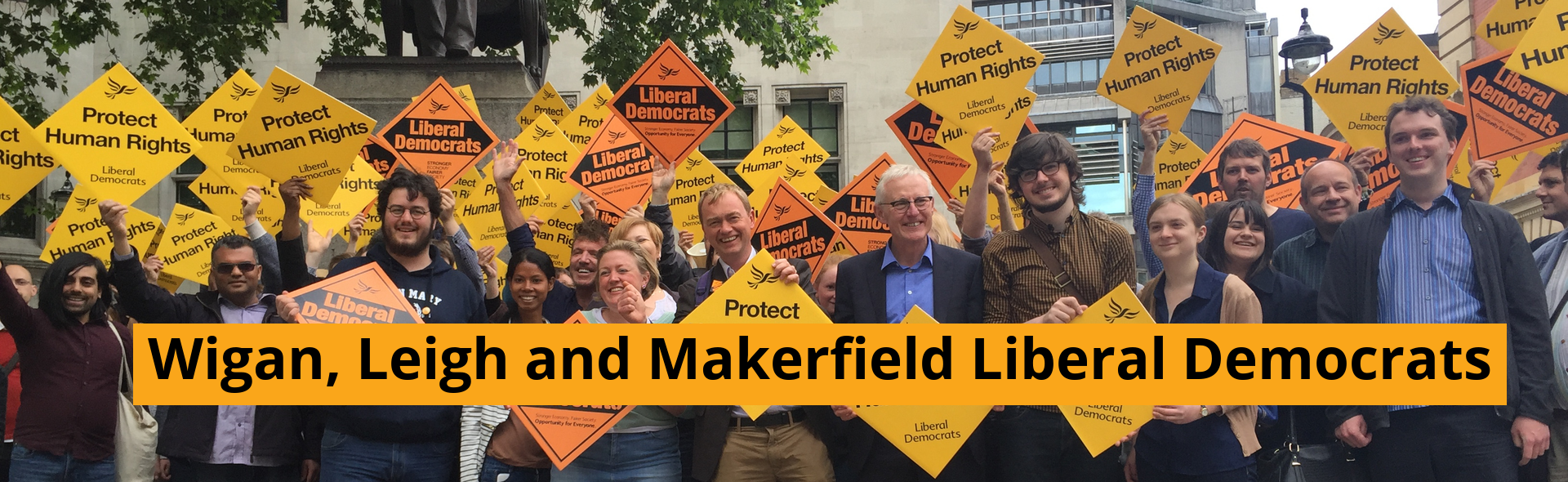 Wigan, Leigh and Makerfield Liberal Democrats